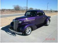 1938 Chevy Coupe for sale (OK) - $49,995 '38 Chevy