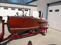 1938 Chris-Craft Utility Please contact the owner