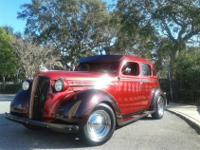 1938 Dodge P5 Suicide Street Rod Air Hotrod -For a