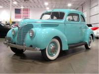 GR Auto Gallery is pleased to offer this 1938 Ford
