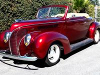 This 1938 convertible is one of the less than a dozen