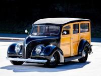 The Iconic American Original ! 1938 Ford Model 81A