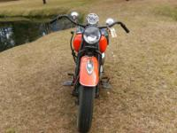 1938 INDIAN CHIEF 1200cc. COLOR RED. THIS IS AN