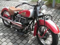 beautiful INDIAN FOUR 4built in 1938 she had no