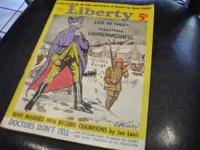 Feb. 26, 1938 Liberty magazine for $10. In great