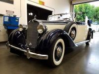 1938 Mercedes Type 230 Cabriolet B Very Rare. This Type