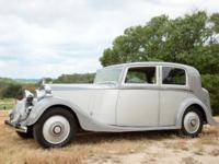 1938 Rolls Royce 25/30 Limo for sale (TX) - $62,995.