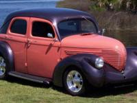 1938 WILLYS 100% STEEL, Solid CO Car Never Any Rust,