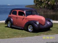 1938 Willys 100% STEEL Never Any Rust or Patches, Crate