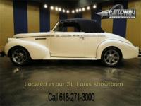 1939 Buick Special Convertible for sale. Located in our