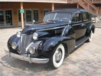 CADILLAC IN THE 1930S WAS THE MARQUE OF EXCELLENCE,