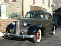 RARE- 1939 Lasalle series 50 Opera Coupe [only 3,531