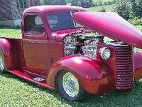 1939 Chevrolet  Ton Pick Up (OH) - $42,900 Pro Street
