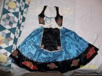 Hand made 1939 Dance/Parade costumes