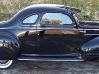 1939 Dodge Coupe All Original. 41k initial miles & & it