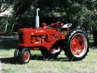 1939 Farmall H - $1900 (Lansing) I have a 1939 Farmal H