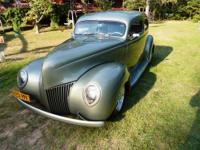 You can own this award winning car! The restoration