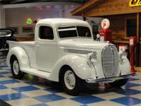 1939 Ford pickup. Still running a Flathead V-8 with a