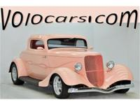 This is a Ford Street Rod for sale by Volo Auto Museum