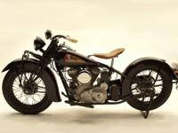 This beautiful 1939 Indian Chief is now being offered