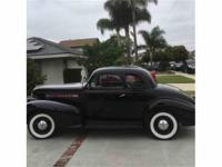 Year : 1939 Make : Oldsmobile Model : Club Coupe