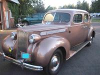 Year : 1939 Make : Packard Model : 120 Exterior Color :