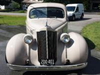 1939 Packard. 425 bored .003 over, 350 turbo trans with