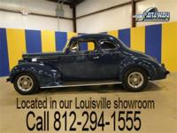 1939 Packard Club Coupe for sale at our Louisville,