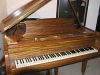 1939 Weber Grand Piano - Totally restored! Original