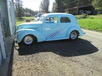 1939 Willys Sedan (OR) - $42,500 1,695 miles. 2 door