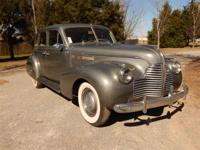 Year : 1940 Make : Buick Model : 40 Exterior Color :
