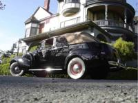Year : 1940 Make : Buick Model : Limited Exterior Color