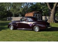 One of a kind Custom Built 1940 Buick Super 8 Coupe for