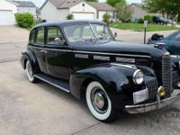 1940 Cadillac Lasalle for sale (OH) - $28,900 '40