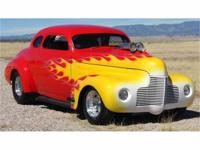 Year : 1940 Make : Chevrolet Model : Business Coupe