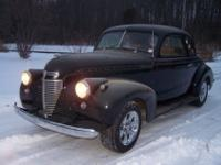 1940 Chevrolet Business Coupe1940 Chevrolet Business