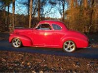1940 Chevrolet Business Coupe Custom This 1940