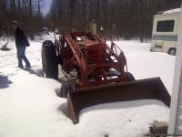 For sale is a 1940 Farmall H series tractor for sale