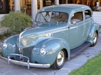 1940 Ford 2-Door Sedan VIN: 1103200718 Built by Ray