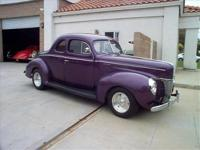 all new, 350 chevy V8 with 383 stroker specs, 350 auto,