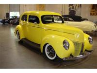 Crevier Classic Cars is pleased to offer this 1940 Ford