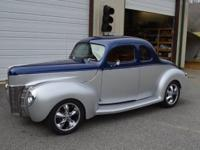 1940 FORD COUPE ... READY TO SHOW ... ... READY TO