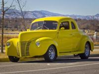 Get ready to turn heads and steal hearts with this 1940