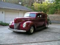 1940 Ford Deluxe Sedan Delivery for sale. (Seal Beach,