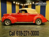 1940 Ford Panel Truck for sale. This Ford is decked out