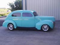 1940 Ford Sedan for sale (OK) - $35,000 '40 Ford 2 Door