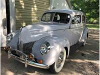 Year : 1940 Make : Ford Model : Standard Exterior Color