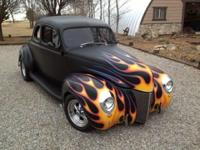 1940 Ford Street Rod for sale (OK) - $28,000 Tires -