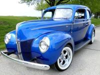 1940 Ford, all Steel- Has a very good running 350