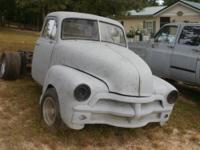 For sale is a 1940 International 1 1/2 ton truck for